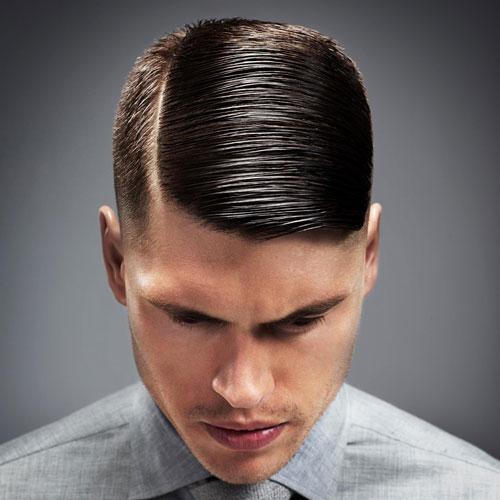 Мужская помада для волос