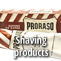 Shaving products, soam, foam, cream