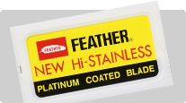 buy blades Feather Hi-Stainless