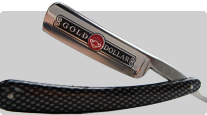 Straight razor Frank Shaving Gold Dollar 208 buy