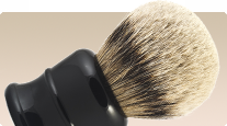 buy huge Silvertip shaving brush Frank Shaving