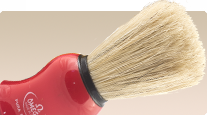 Omega Hog 10065 buy Italian shaving brush