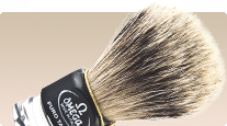 Omega Badger 615 Silvertip shaving brush from Italy buy