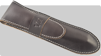 buy natural leather straight razor case