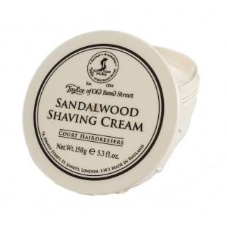 Крем для бритья Taylor of Old Bond Street Sandalwood