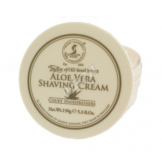 Крем для бритья Taylor of Old Bond Street Aloe Vera