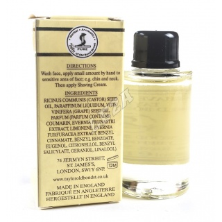 Масло до бритья Taylor of Old Bond Street Sandalwood