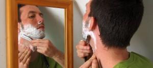 бритье шаветкой