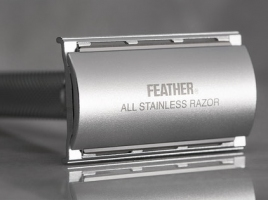 Обзор безопасной бритвы Feather AS-D2